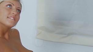 søt sexy blonde anal kjønn bryster hunk røyking