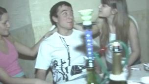 tenåring rype puling drukket ludder