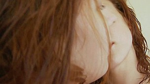 Adorable muff licking session of lesbian sluts turn 'em on